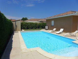 4 bedroom Villa in Canet-en-Roussillon, Occitania, France : ref 5514882