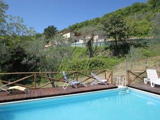5 bedroom Villa in Barbiana, Tuscany, Italy - 5518806