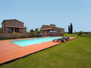 5 bedroom Villa in Pomonte, Tuscany, Italy : ref 5513325