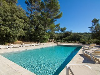 6 bedroom Villa in La Bastide-des-Jourdans, Provence-Alpes-Côte d'Azur, France :