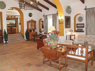 6 bedroom Villa in Moron de la Frontera, Andalusia, Spain : ref 5523157