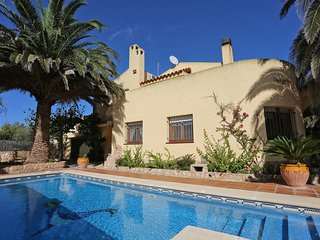 4 bedroom Villa in Riumar, Catalonia, Spain : ref 5557190