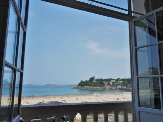 4 bedroom Apartment in Dinard, Brittany, France : ref 5544260