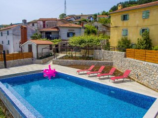 Three bedroom house Obrs (Opatija) (K-7835)