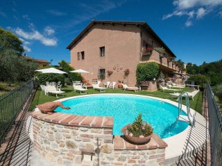 2 bedroom Apartment in Pancole, Tuscany, Italy : ref 5519649