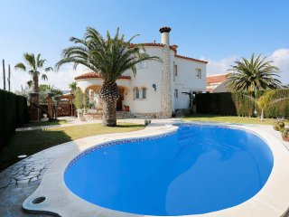 4 bedroom Villa in L'Ampolla, Catalonia, Spain : ref 5518492