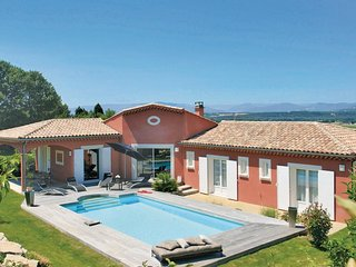 3 bedroom Villa in Montboucher-sur-Jabron, Auvergne-Rhone-Alpes, France : ref 55
