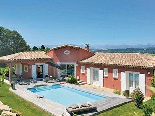 3 bedroom Villa in Montboucher-sur-Jabron, Auvergne-Rhône-Alpes, France : ref 55