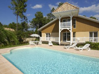 4 bedroom Villa in Lacanau-Ocean, Nouvelle-Aquitaine, France : ref 5434899