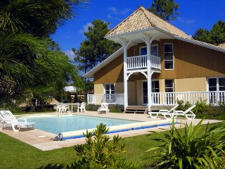 3 bedroom Villa in Lacanau-Océan, Nouvelle-Aquitaine, France : ref 5434897