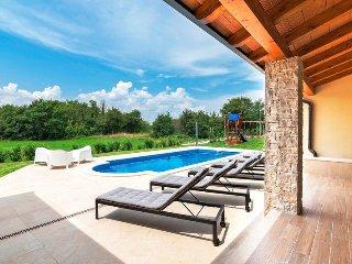 4 bedroom Villa in Nedescina, Istarska Zupanija, Croatia : ref 5439178