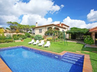 3 bedroom Villa in Vidreres, Catalonia, Spain : ref 5519467