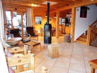 4 bedroom Villa in Saint-Gervais-les-Bains, Auvergne-Rhone-Alpes, France : ref 5