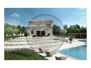 4 bedroom Villa in Brusici, Primorsko-Goranska Zupanija, Croatia : ref 5571534