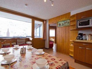 1 bedroom Apartment in Les Menuires, Auvergne-Rhone-Alpes, France : ref 5681678