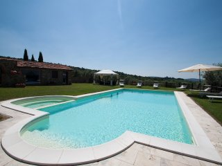 8 bedroom Villa in Armaiolo, Tuscany, Italy : ref 5517657