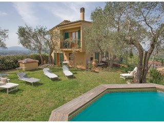 4 bedroom Villa in Ponte a Evola, Tuscany, Italy : ref 5523611