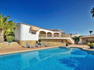 3 bedroom Villa in Benitachell, Valencia, Spain : ref 5514753
