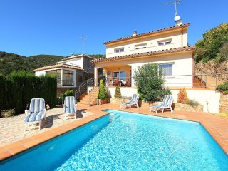 4 bedroom Villa in Les Cabanyes, Catalonia, Spain : ref 5518549