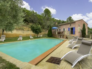 5 bedroom Villa in Le Barroux, Provence-Alpes-Côte d'Azur, France : ref 5514304