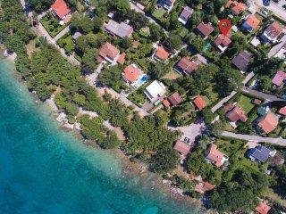 2 bedroom Villa in Njivice, Primorsko-Goranska Županija, Croatia : ref 5521103