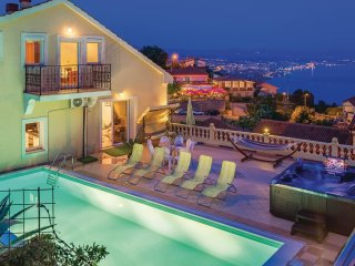 4 bedroom Villa in Pobri, Primorsko-Goranska Zupanija, Croatia : ref 5521366
