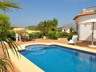 3 bedroom Villa in Xabia, Valencia, Spain : ref 5514713