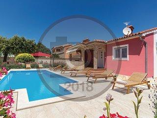 3 bedroom Villa in Barbariga, Istria, Croatia : ref 5520142