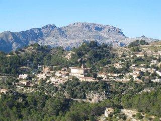 3 bedroom Villa in Galilea, Balearic Islands, Spain : ref 5441193