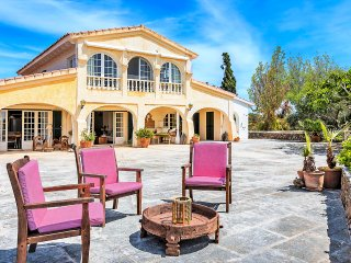 7 bedroom Villa in Port d'Addaia, Balearic Islands, Spain : ref 5573622
