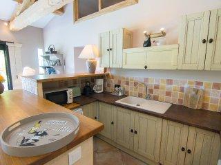 1 bedroom Villa in Les Brancay, Provence-Alpes-Cote d'Azur, France : ref 5555459