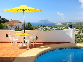 3 bedroom Villa in Rada de Moraira, Valencia, Spain : ref 5519187