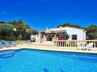 3 bedroom Villa in Benitachell, Valencia, Spain : ref 5514731
