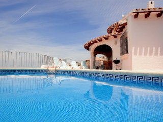 4 bedroom Villa in Monte Pego, Valencia, Spain : ref 5515551