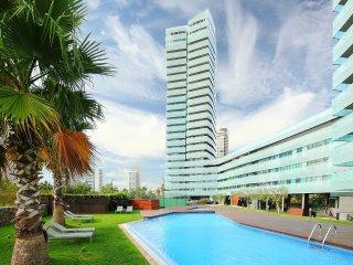 2 bedroom Apartment in Diagonal Mar, Catalonia, Spain : ref 5518569