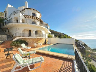 4 bedroom Villa in Rada de Moraira, Valencia, Spain : ref 5519207
