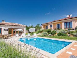 4 bedroom Villa in Montrin, Istria, Croatia : ref 5520777