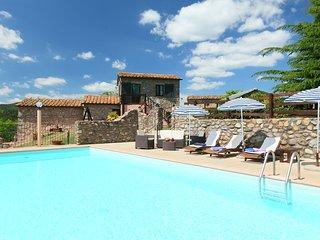 2 bedroom Villa in Roccastrada, Tuscany, Italy : ref 5513286