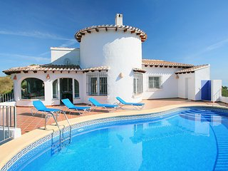4 bedroom Villa in Monte Pego, Valencia, Spain : ref 5517173