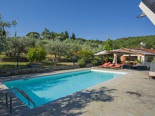 3 bedroom Villa in Podere Monte Lucci, Tuscany, Italy : ref 5513236
