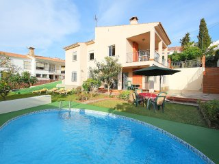 5 bedroom Villa in Benajarafe, Andalusia, Spain : ref 5515307