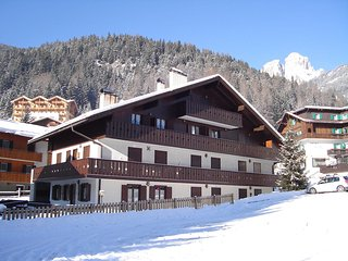2 bedroom Apartment in Fossel, Trentino-Alto Adige, Italy : ref 5516955