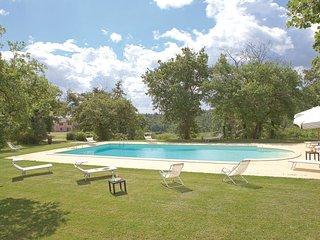 6 bedroom Villa in Santarello, Tuscany, Italy : ref 5523631