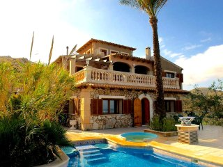 5 bedroom Villa in Cala Mesquida, Balearic Islands, Spain : ref 5518113