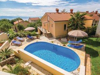 4 bedroom Villa in Opric, Primorsko-Goranska Županija, Croatia : ref 5521396
