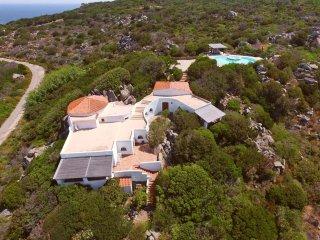 5 bedroom Villa in Santa Teresa Gallura, Sardinia, Italy : ref 5569778