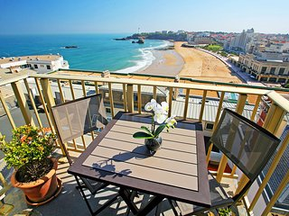 1 bedroom Apartment in Biarritz, Nouvelle-Aquitaine, France : ref 5513705