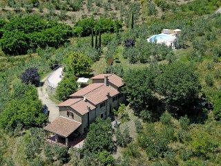3 bedroom Villa in Poggio Cuccule, Tuscany, Italy : ref 5513293