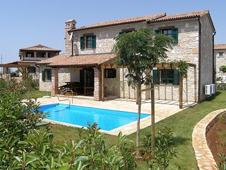 4 bedroom Villa in Baratto, Istria, Croatia : ref 5516990
