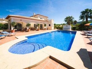 5 bedroom Villa in Benitachell, Valencia, Spain : ref 5515399